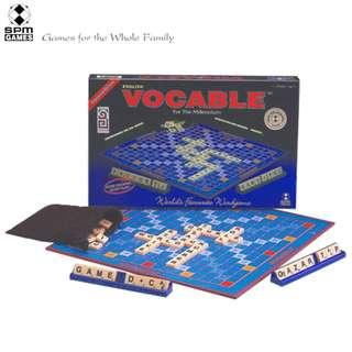 SPM Games Vocable English Edition