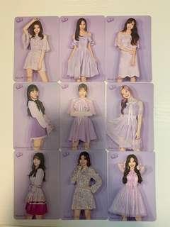 Twice 48期 Yes Card