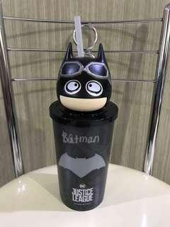 🚚 電影 正義聯盟 蝙蝠俠造型杯