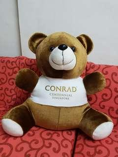 🚚 Large size 22inch Conrad Bear limited edition