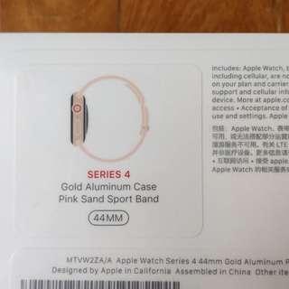 🚚 BNIB Apple Watch Series 4 Aluminum Case 44mm (Cellular)