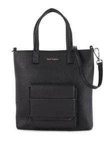 Flappies Tote Mini Sling Bag by Hush Puppies