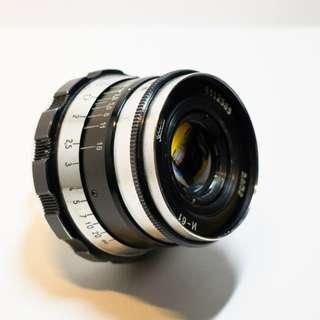 Industar 61 (M39 Leica Thread Mount)