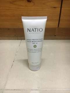 NATIO daily protection face moisturiser SPF 15 👍🏻💯new (全新)