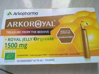 arkoroyal jelly