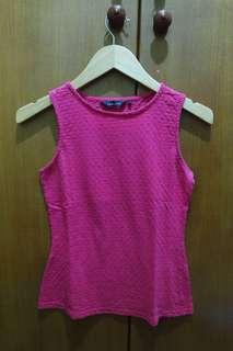 Newlook Pink Tank Top