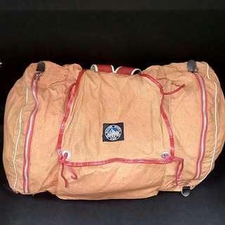 Vtg bag pack hiking