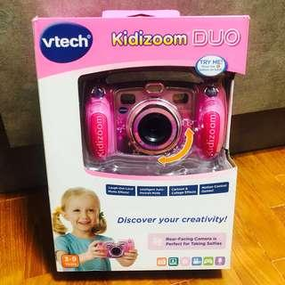 🚚 ~Ready Stocked~ VTech Kidizoom Duo Selfie Camera, Pink