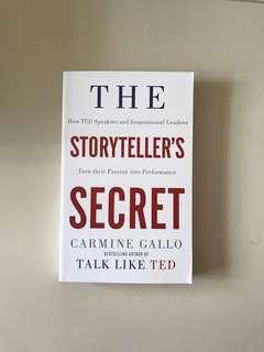 🚚 The storyteller's secret