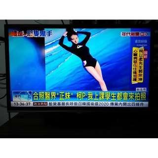 中古液晶電視 32吋 LED 奇美 CHIMEI TL-32LF500D 二手液晶電視