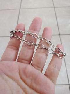 🚚 純銀品牌女手鍊