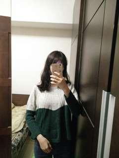 🚚 針織混色毛衣
