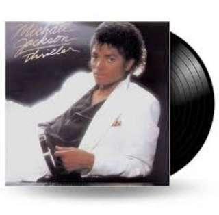 Michael Jackson - Thriller LP, (Brand New)