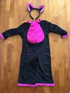 Cute Mothercare Cat outfit