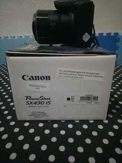 Canon powershoot
