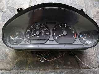 BMW Z3 MPH Cluster Meter Speedometer