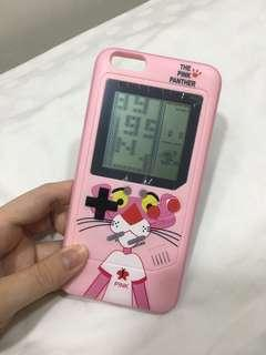 🚚 iPhone Pink Panther Game Machine Case