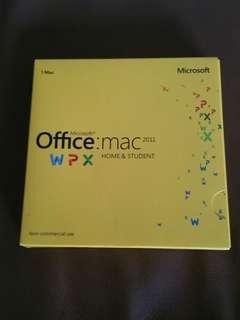 Mac office 2011