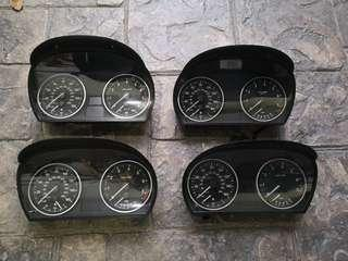BMW E90 MPH Cluster Meter Speedometer