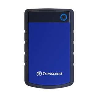 創見 StoreJet 25 H3B 1TB USB3.1 2.5吋行動硬碟 外接式硬碟 TS1TSJ25H3B