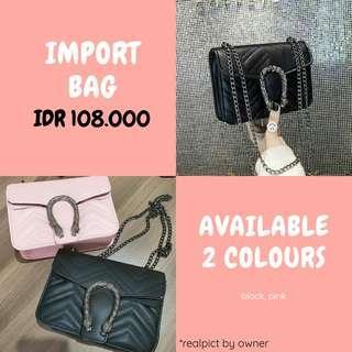 Tas import