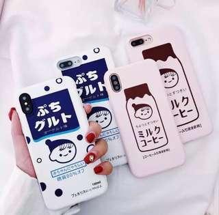 japanese drink phone case
