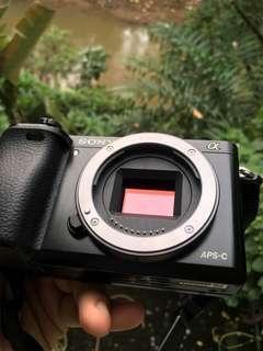 Sony Alpha A6000 Body Only Banyak Bonus not a5000 a5100 a6300