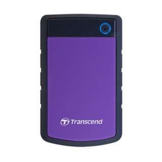 創見 StoreJet 25 H3B 2TB USB3.1 2.5吋行動硬碟 外接式硬碟