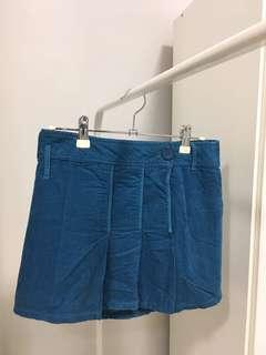 MNG wrap mini skirt