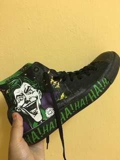 fe4e0a51d576 DC All Star Chuck Taylor Joker Converse Men s Size 10