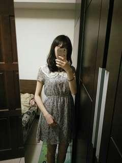 🚚 🔥大特價🔥碎花連身短裙