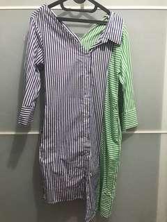 Midi dress Sabrina Shirt