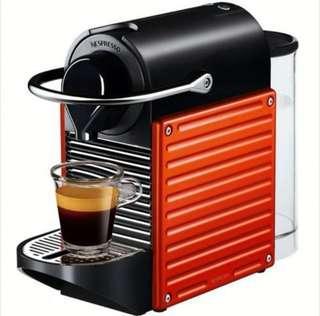 Nespresso Pixies Clips C60  ORANGE