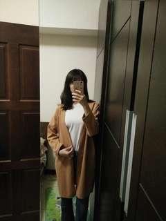 🚚 🔥大特價🔥韓風長版大衣