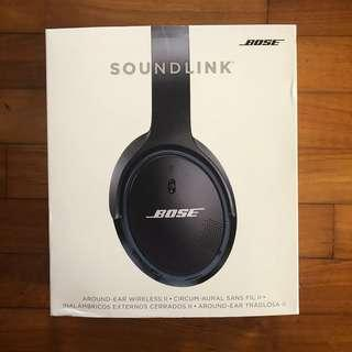 🚚 Bose wireless SoundLink headphone