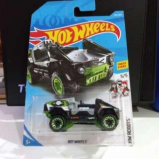 Hot wheels Bot Wheels