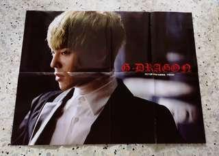 G Dragon& Teen Top EPOP poster