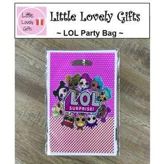 LOL Party Bag (10pcs/pk)