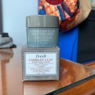 Fresh Umbrian Clay Purifying Mask 15ml