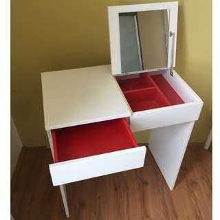 Study Table & Dressing Table 2 in 1