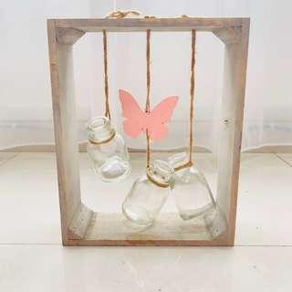 [For Rent] Hanging Jars Decoration