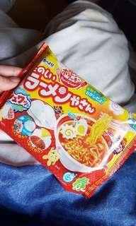 Mini ramen candy set
