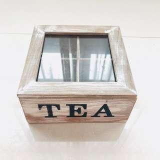 [For Rent] Tea Box Decoration