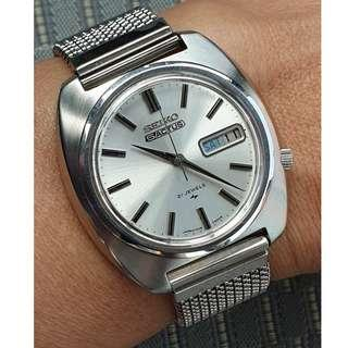 (A373) Vintage Japan Seiko Actus 7019-7000 Watch