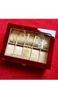 Rare Rolex Watch Presentation Box