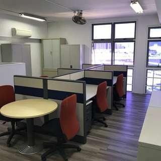 Industrial Offices and Warehouse for Rent (Newly Renovated) near IMM Jurong East from S$700/mth