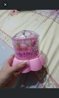Lampu Hello kitty