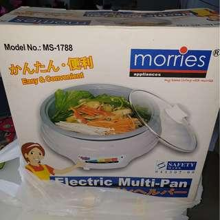 Morries electric multi pot