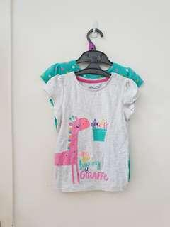2in1 tee mothercare beach