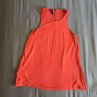 Cotton on tanktop in red